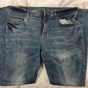 American Eagle jeans slim